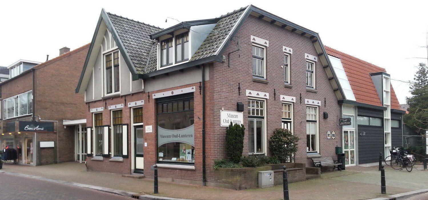 Museum Lunteren bezoekerscentrum van het Goudsberg buitenmuseum