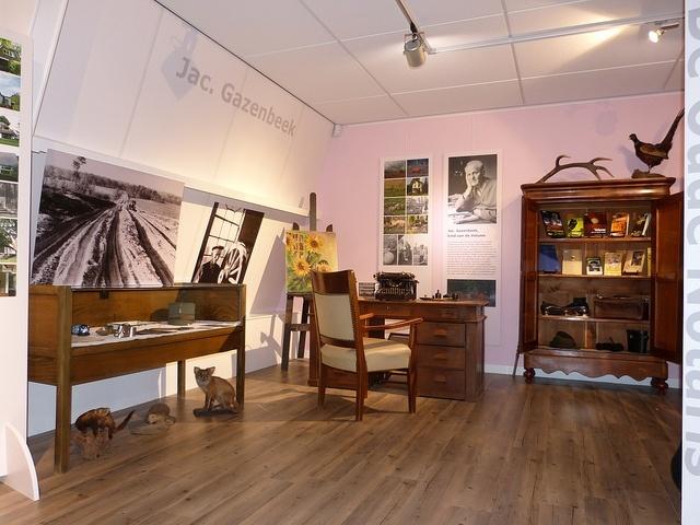 interieur-Museum-Oud-Lunteren