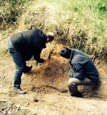 Zandafgraving-op-de-goudsberg-middelpunt-van-nederland