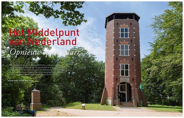 Goudsberggebied in Hollands Glorie