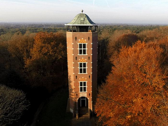 Uw zelfgemaakte filmpjes in uitkijktoren De Koepel!