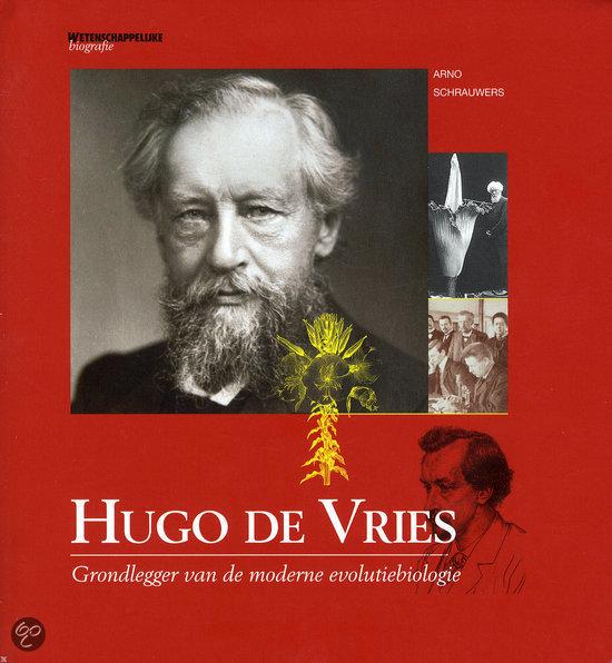 Museum Lunteren eert Hugo de Vries