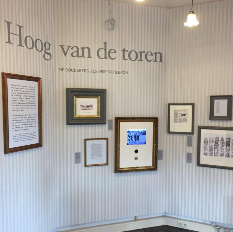'Hoog van de toren' in dependance Museum Lunteren