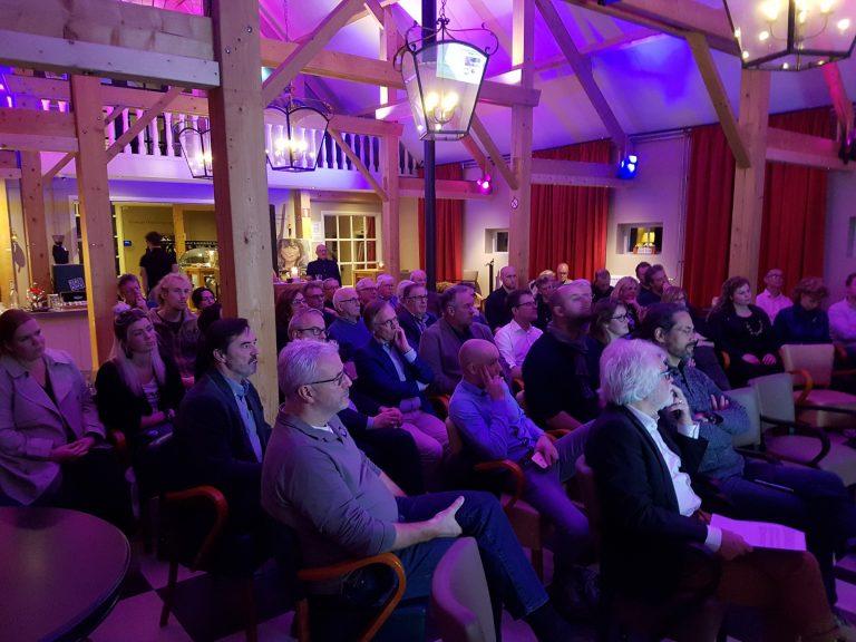 Inspirerende Goudsberg ondernemersbijeenkomst in galerie De Riethoeve
