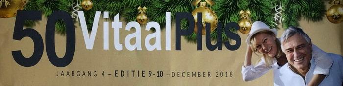 50Vitaal Plus & Stichting Wandelnet