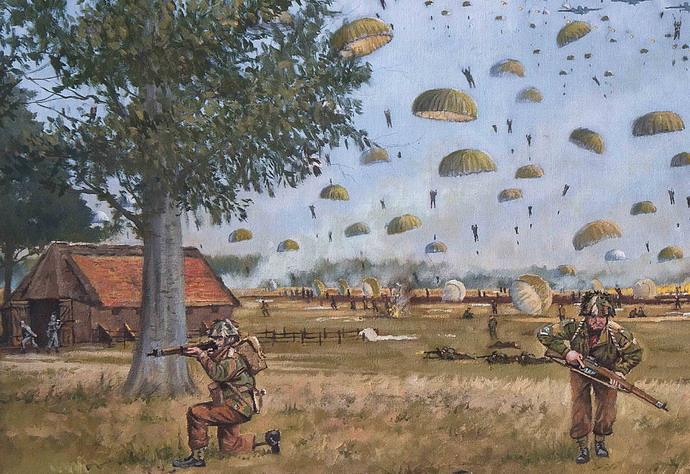 De Culturele Kring Lunteren organiseert samen met Het Platform Militaire Historie Ede drie lezingen in het kader van 75 jaar Vrijheid Ede