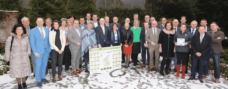 Veluwe Alliantie steunt financieel Stichting Platform Goudsberg