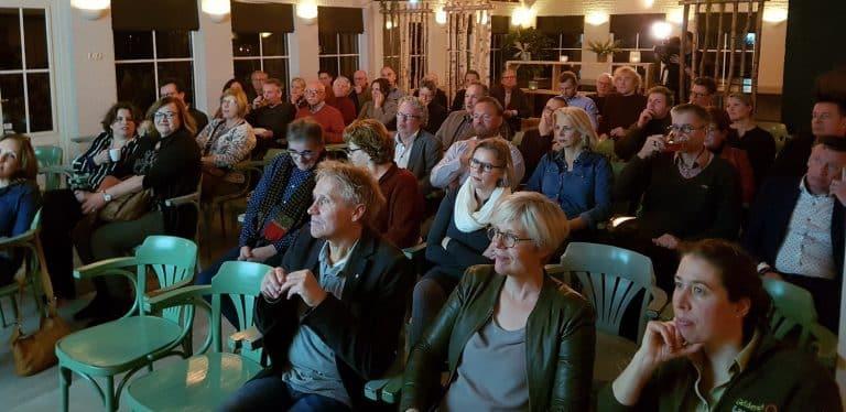 Goudsberg ondernemersbijeenkomst resultaatgericht en geanimeerd