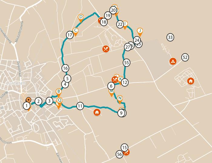 5 Prachtige wandelroutes in diverse lengtes over de Goudsberg