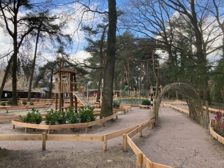 Speeltuin Uilenbos geheel vernieuwd