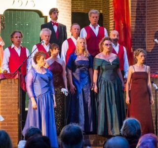 Mozart bij de Koepel 2013